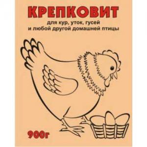 Крепковит для птицы